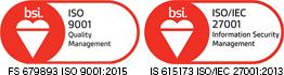 bsi ISO Logo